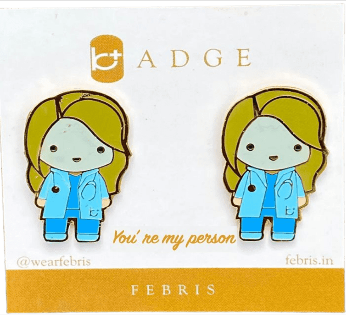Febris You're my person(FF)
