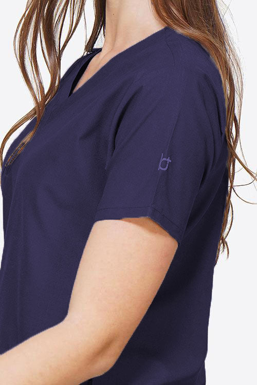 RUBLE SCRUB TOP