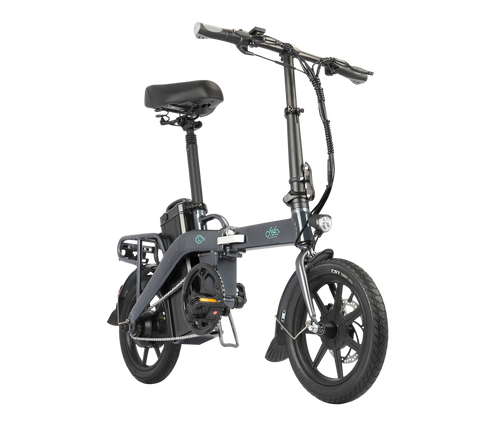 Fiido L3 - Foldable Electric Bike Super Range 130 Miles 14