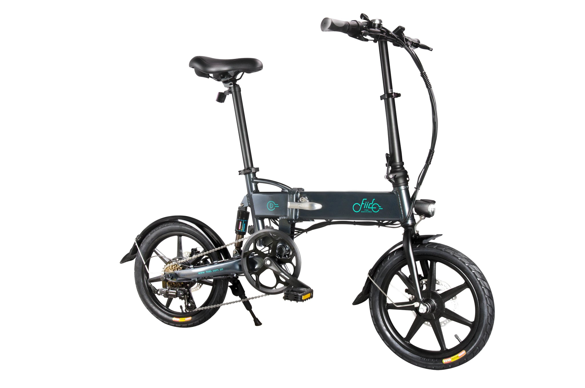 Fiido D2S - Lightweight Folding Electric Bike 16