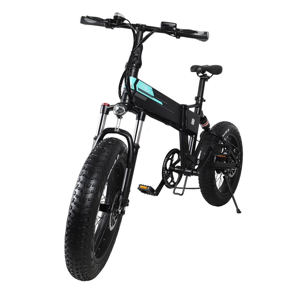 Fiido M1 - Fat Bike Full Suspension 250W 12.5Ah 36V 20 Inches 20x4.0