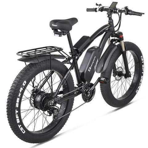 Shengmilo MX02S - Electric Fat eBike 26