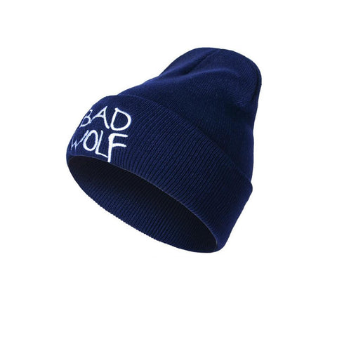 Bad Wolf Beanie (4 Colors) - The Hoodie Hut
