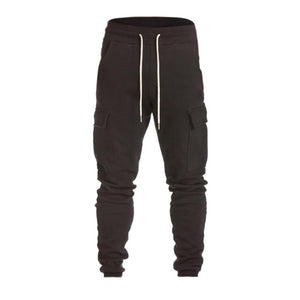 Black Harem Sweatpants - The Hoodie Hut