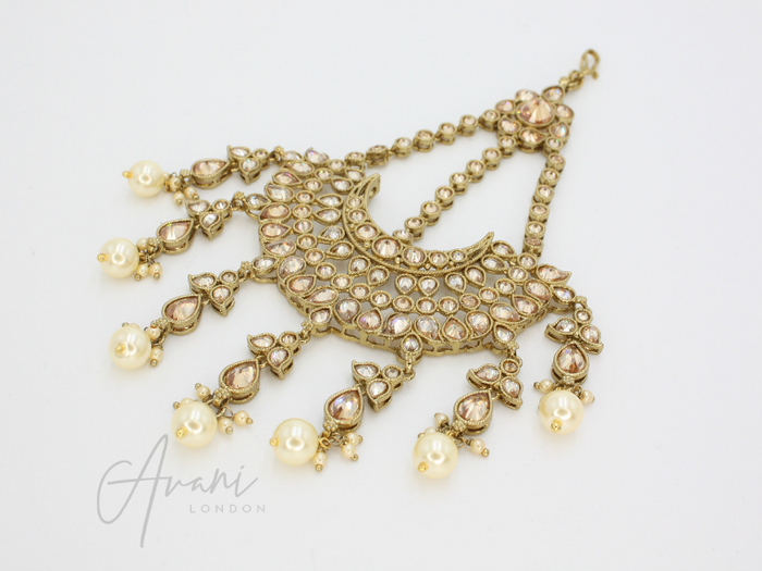 Kanika Signature Jhummar | Avani London | Inspirational Indian Jewellery