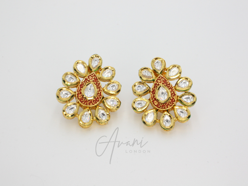 Neha Signature Kundan Tops | Avani London | Inspirational Indian Jewellery