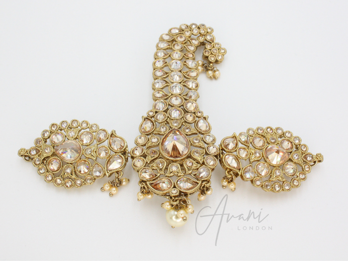 Akbhar Signature Kalgi | Avani London | Inspirational Indian Jewellery