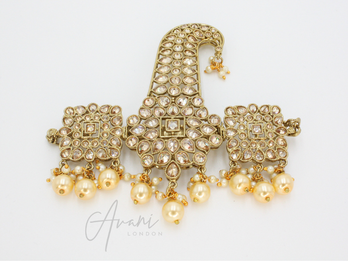 Rana Signature Kalgi | Avani London | Inspirational Indian Jewellery