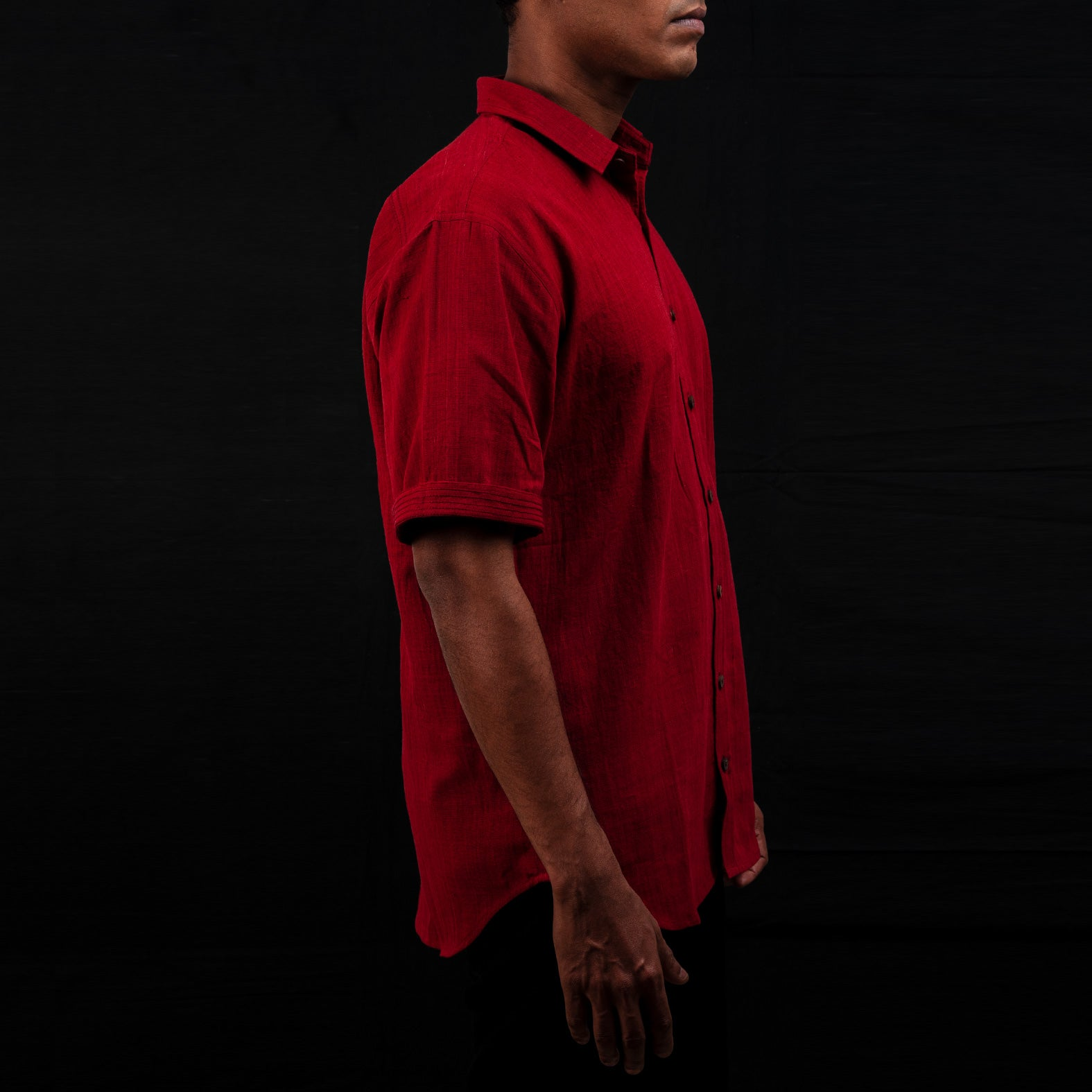 One Red Shirt