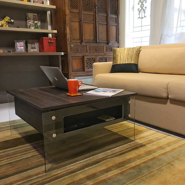 ONE ONLY Nook coffee/ dining table with storage ~ ex-display 50% OFF - Spaceman HK