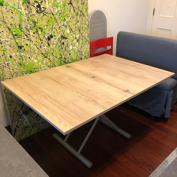 ONE ONLY Elevate coffee/dining table ~ EX DISPLAY 50% OFF - Spaceman HK