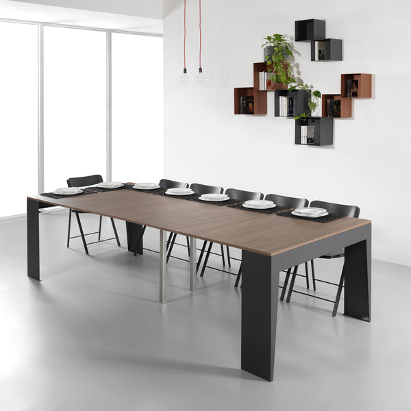 Mammoth ~ console/dining table + chairs - Spaceman HK
