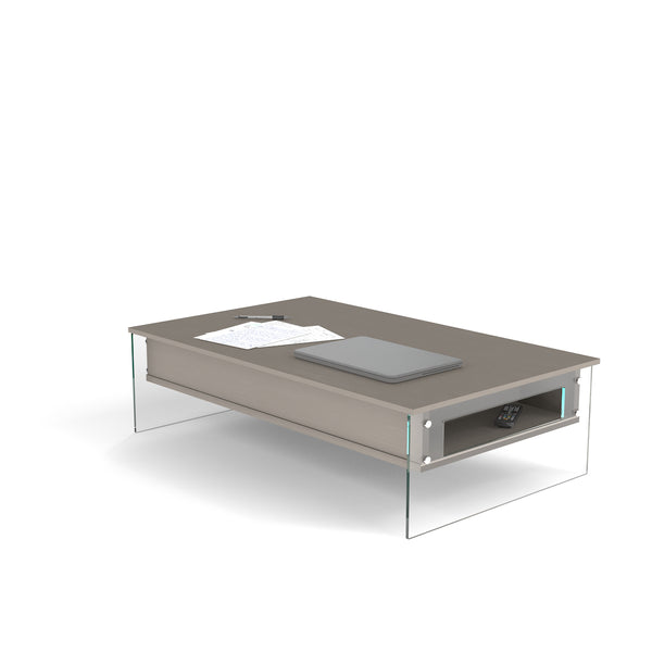 Nook ~ coffee table with storage - Spaceman HK