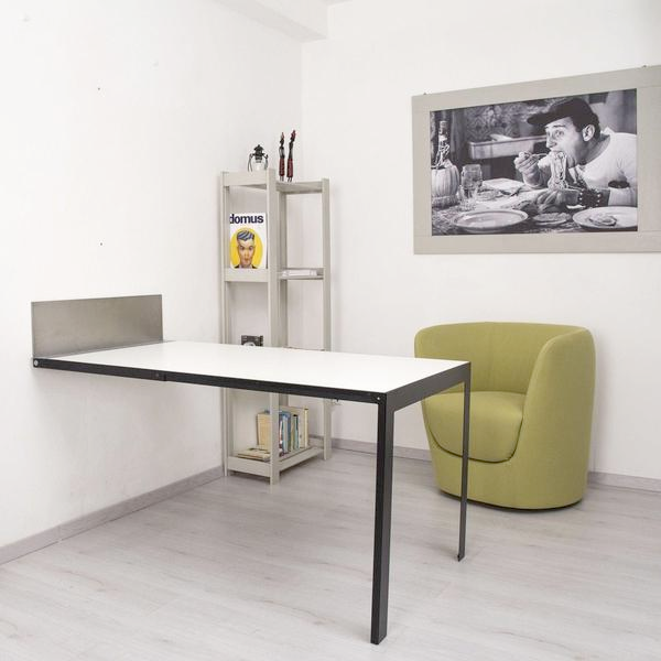 25% OFF Ex-Display Pic - wall mounted table - Spaceman HK