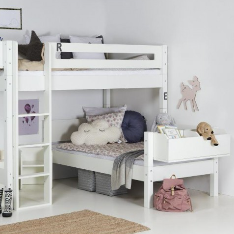 Boomerang Compact ~ Bunk bed with customisable length and formation - Spaceman HK