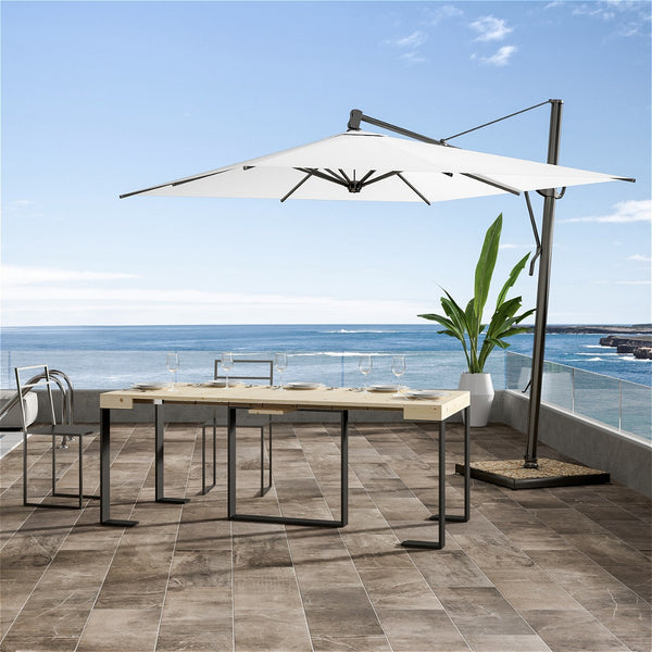 Hardy ~ outdoor & balcony dining table - Spaceman HK