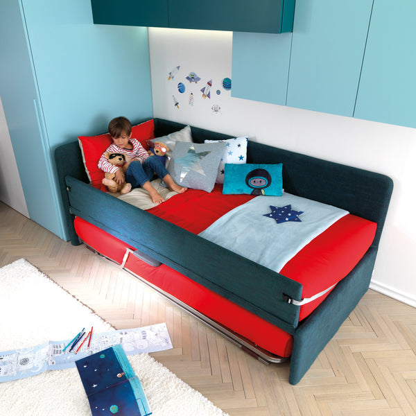 Skid ~ kids bed with drawers or trundle
