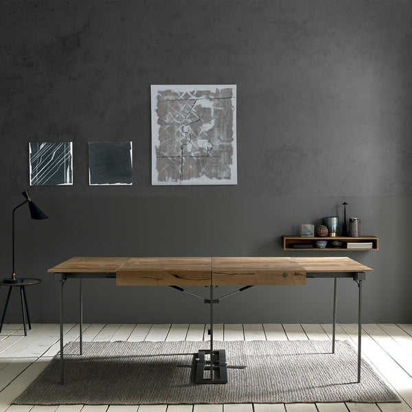 Stealth ~ expanding console/dining table - Spaceman HK