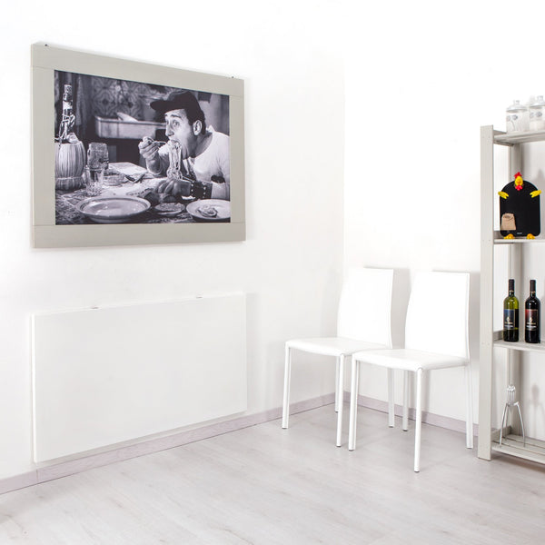 Flip ~ wall mounted table with soft close - Spaceman HK