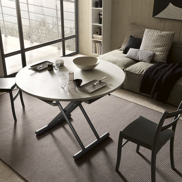 Rondo round coffee/dining table ~ EX-DISPLAY 25% OFF - Spaceman HK