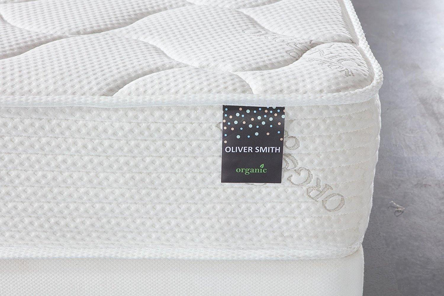 Oliver Smith 174 Organic Cotton 10 Quot Firm Comfort Sleep Spring