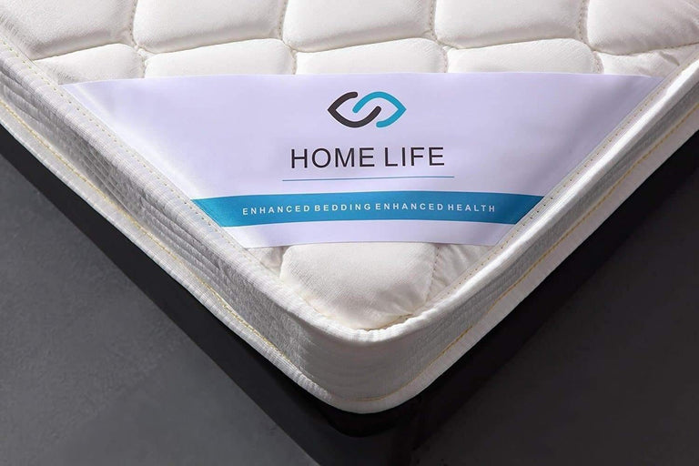 "translation missing: en.HomeLife® Comfort Sleep 6"" Mattress - HomeLife Company"