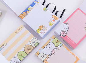 Sumikko Gurashi Notebook inside