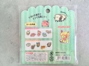 MINDWAVE Scented and Adorable Stickers bakery