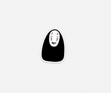 No-Face sticker Hungry