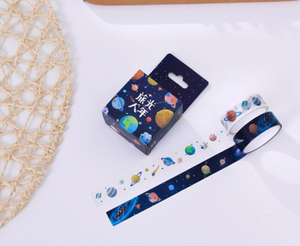 Infinity planet Washi Tape
