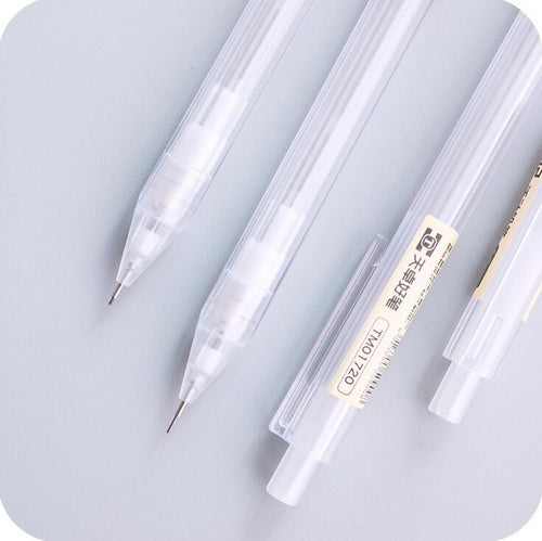 Simplistic and Transparent Mechanical Pencil