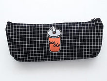 Fast Food Pencil Case milkshake