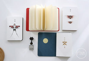 insect notebook serie