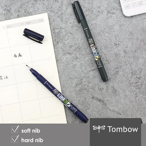 TOMBOW Calligraphy Brush