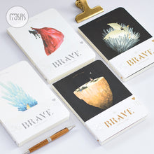 Brave Heart Notebook