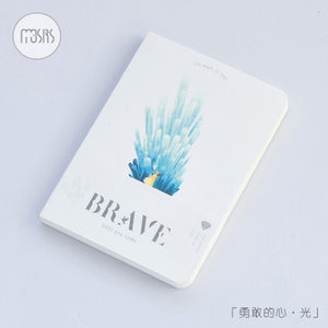 Brave Heart Notebook Ice Princess