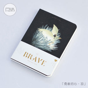 Brave Heart Notebook Freedom