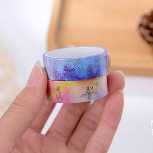 washi tape size compared to hands