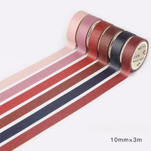 Velvet Red washi tape