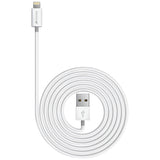 KANEX LIGHTNING 1.2M CABLE BLACK OR WHITE