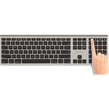 KANEX MULTISYNC BLUETOOTH MAC ALUMINIUM KEYBOARD