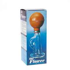 Appeg Tire-lait Courant Flower Verre