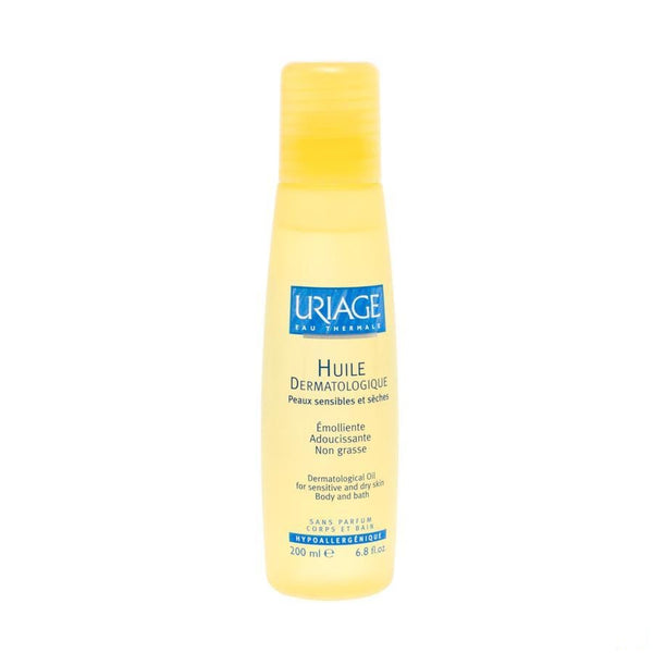 Uriage Thermale Huile Corporel 200Ml