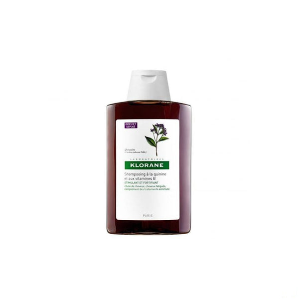 Klorane Sh Quinine+Vit B Cheveux Fatigues 200Ml