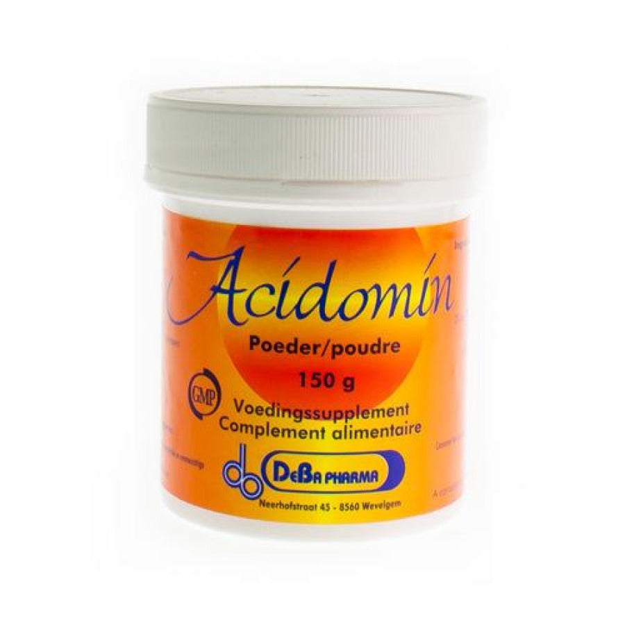 Acidomin Pdr Soluble 150g Deba