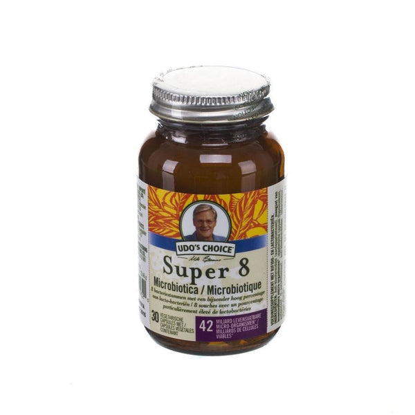 Udo S Choice Super 8 Capsules 30