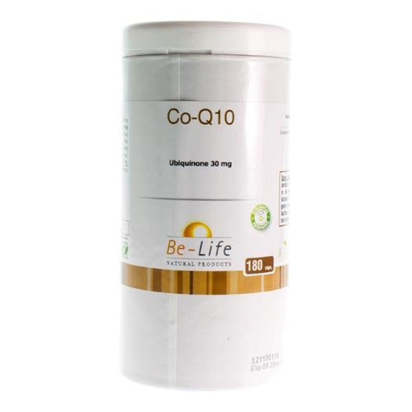 Co-Q10 Enzymes Be Life Capsules 180