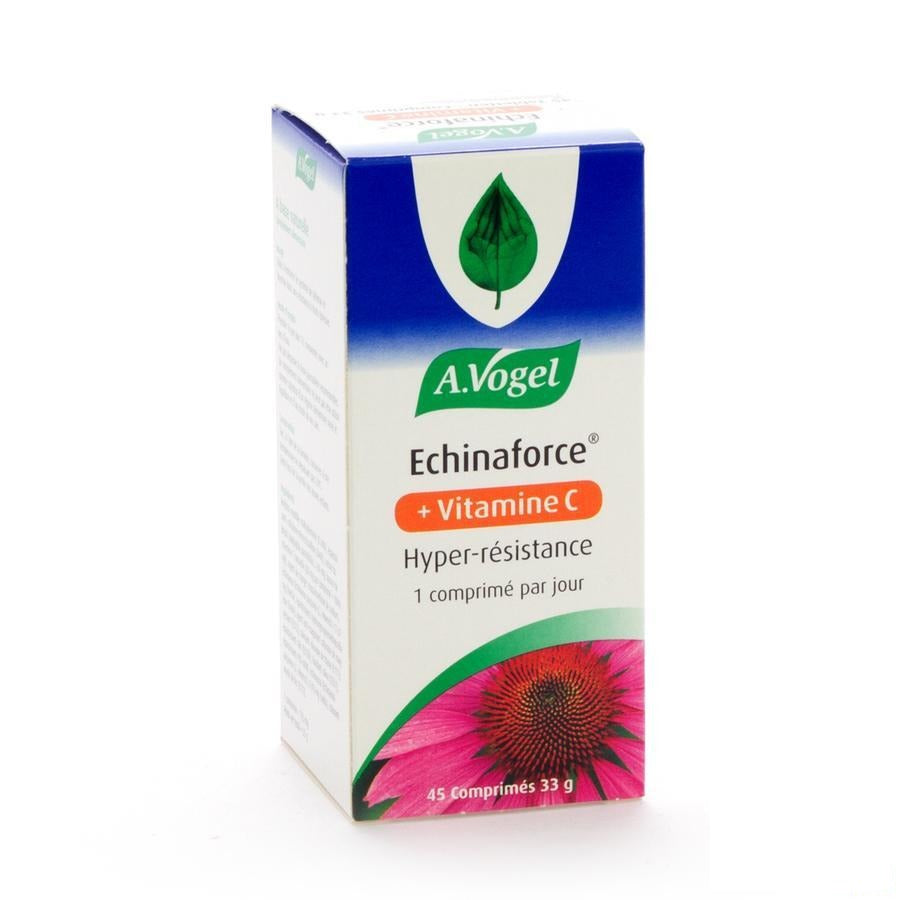 Vogel Echinaforce + Vit C Pot Tabl 1x45