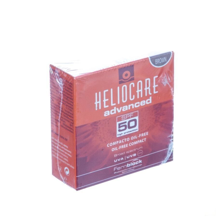 Heliocare Compact Oil-free Ip50 Brown 10g