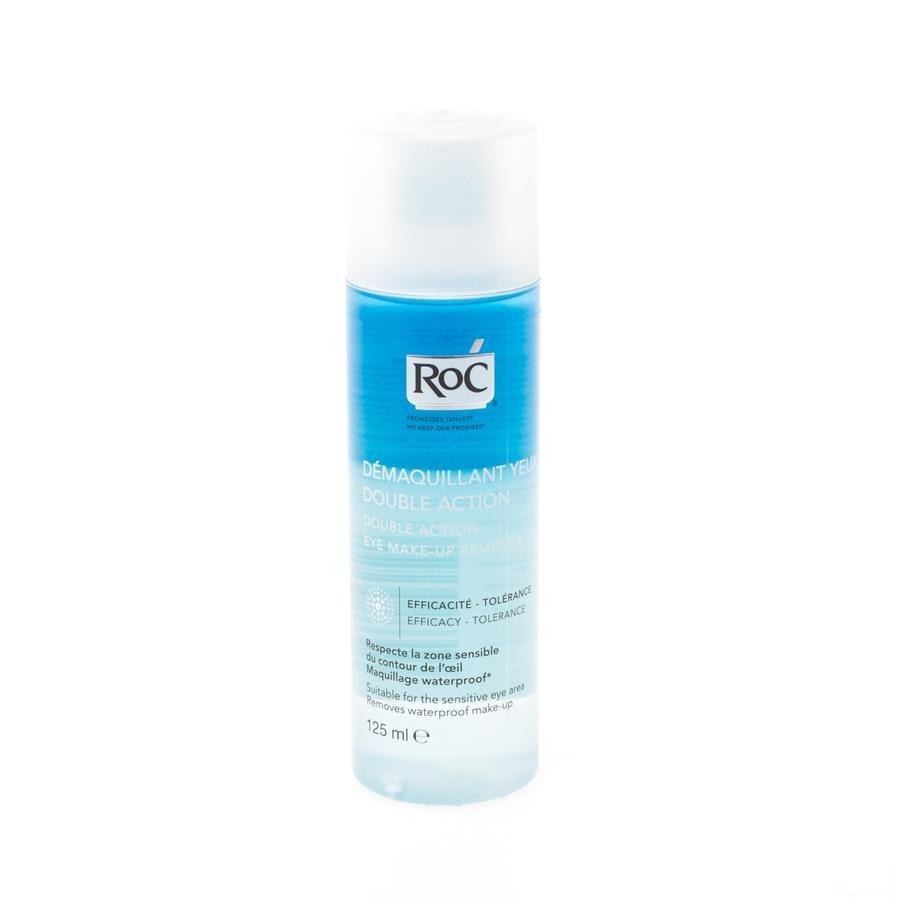 Roc Demaquillant Yeux Double Acton 125ml